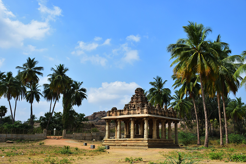 Gejjala Mandapa @ Vitthala temple