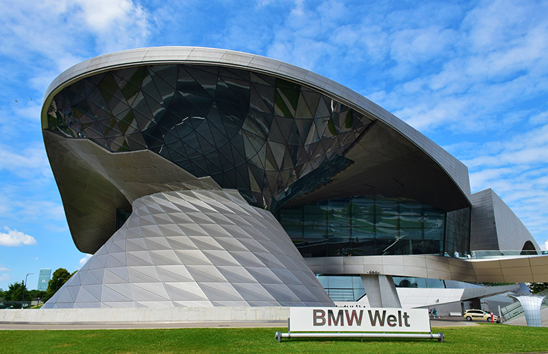 BMW World