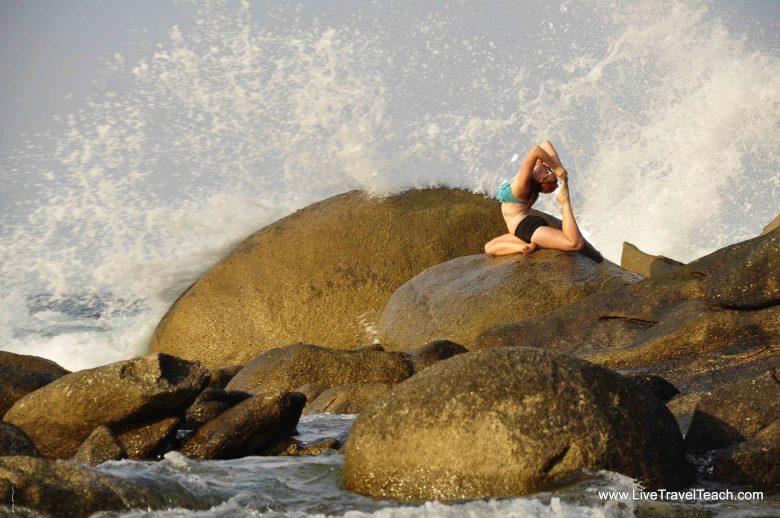 Splashing Mermaid