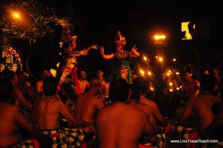 Kecak Fire Trance Dance