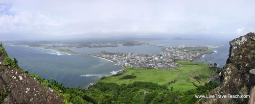 Where to go in Jeju Island