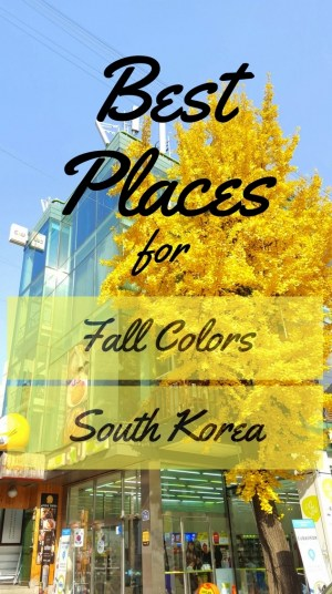 c267b580c7527 Best Places for Fall Colors in South Korea