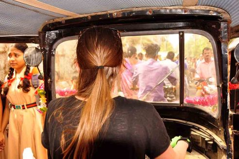 Rickshaw Run Goa