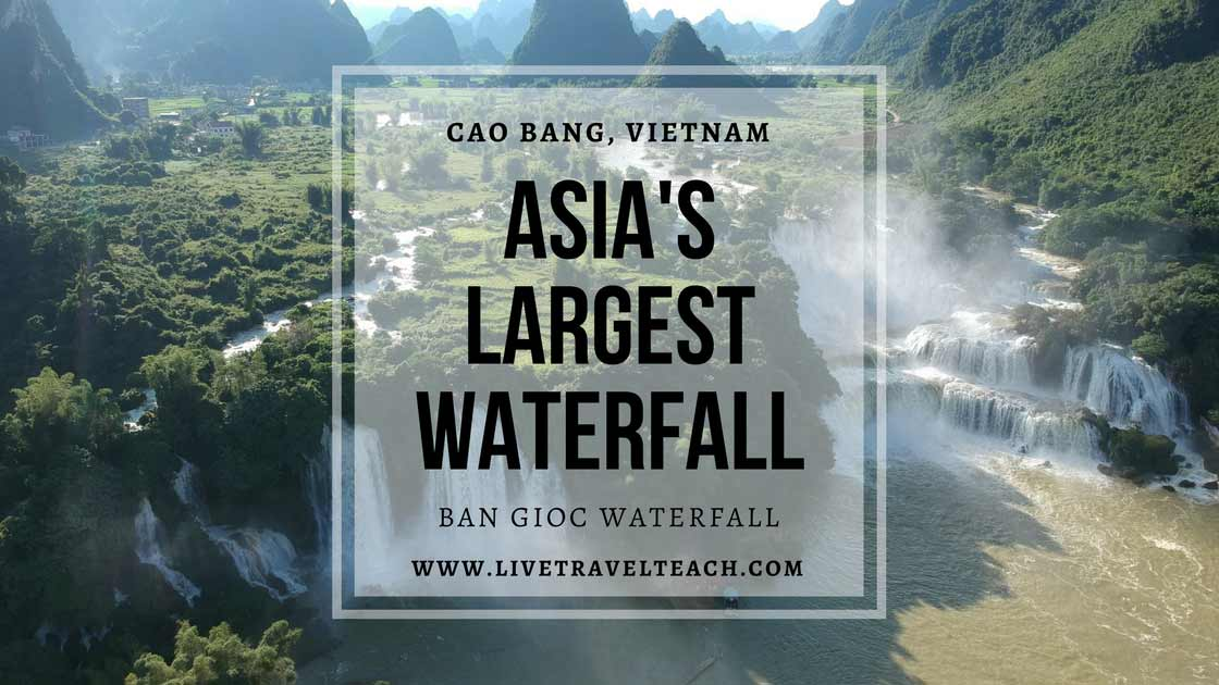 Ban Gioc Waterfall - The Best of Northern Vietnam