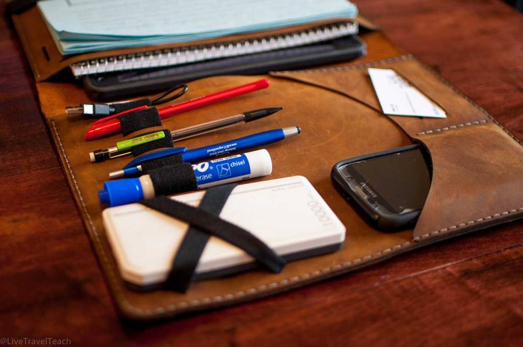 Handmade Leather Goods by Galen Leather - Live, Travel, Teach