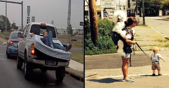 23 de fotografii cu cele mai ciudate lucruri pe care oamenii le-au facut in mod intentionat