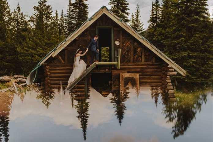 Fotograf de nunți împarte un truc ilustrativ si simplu, iar rezultatele sunt uimitoare