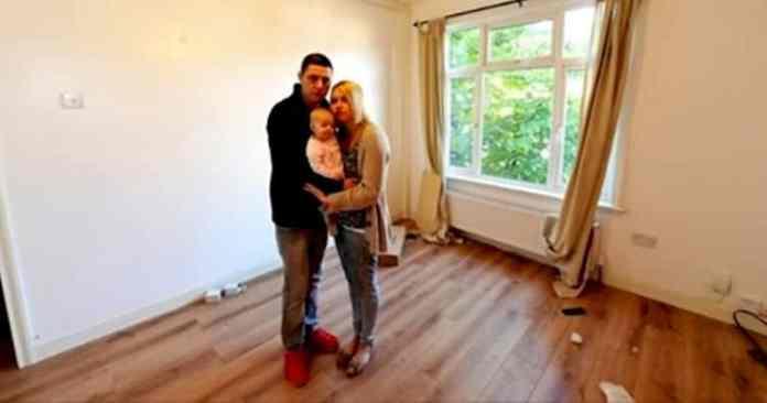 Din cauza unei simple postări pe Facebook, această familie a pierdut tot ce avea în casă.