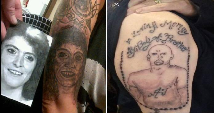 21 de oameni care inca regreta ziua in care au ales sa isi faca un tatuaj