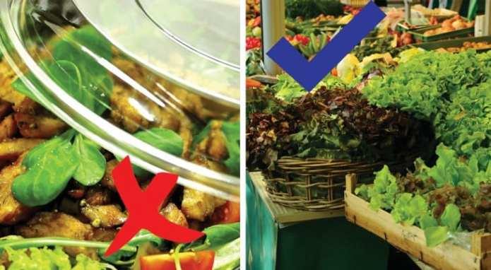 Aceste 8 produse alimentare nu este recomandat să le cumpărăm din supermarket-uri. Iată care sunt acestea şi care sunt motivele.
