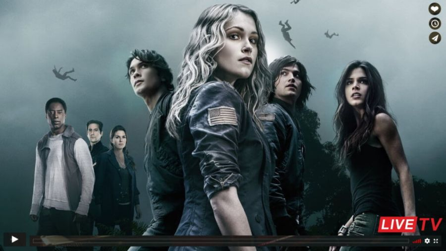 The 100 Online