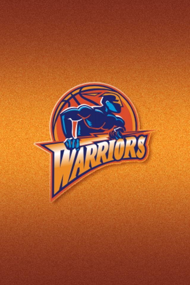 Golden State Warriors Logo Iphone Wallpaper Impremedia Net
