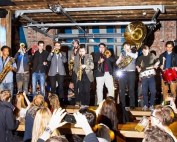Tube Band in London for Weddings & Events - Live Wedding Bands