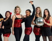 Book An Upbeat Female Wedding Band in London - Live Wedding Bands