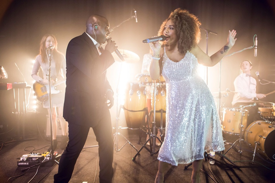 Book A 9 Piece Show Band in London - Live Wedding Bands