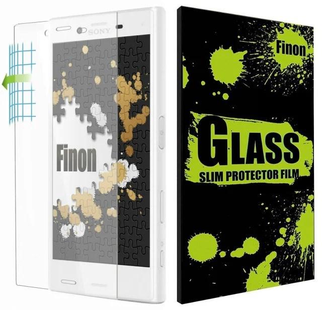 Finon(フィノン)フルカバータイプガラスフィルム
