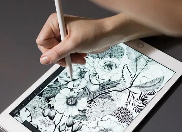 ApplePencil iPadPro