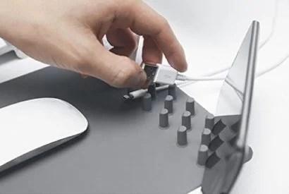 【PALLO】オーガナイザー付きマウスパッド2
