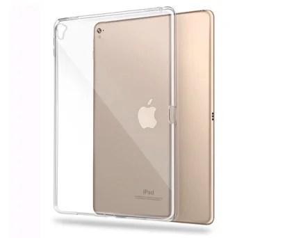 【TopAce】iPadのカラーを隠したくない!シンプルなTPUクリアケース