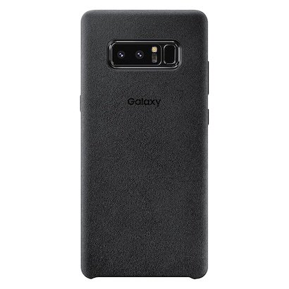 【Galaxy】Alcantara Cover