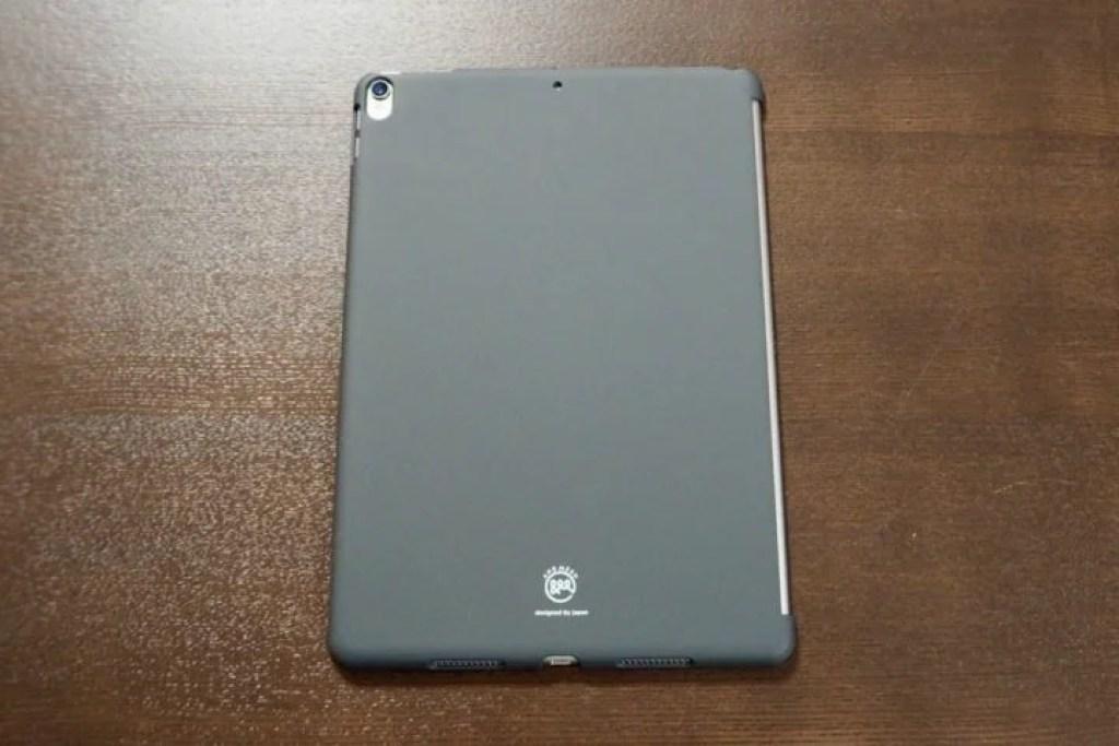 iPad Pro 10.5にAndMeshケースを装着