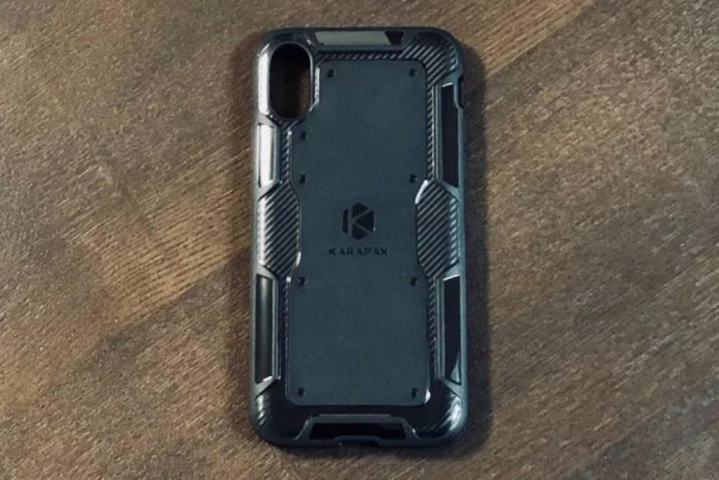 KARAPX Shield 背面の外観