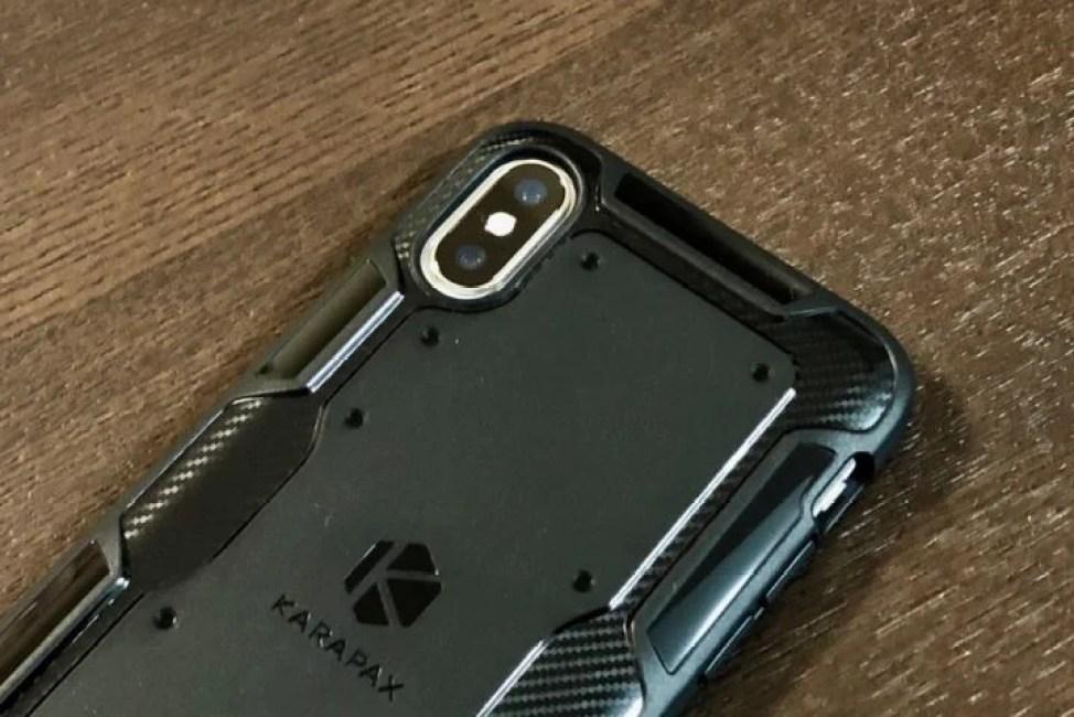 KARAPX Shieldカメラホール