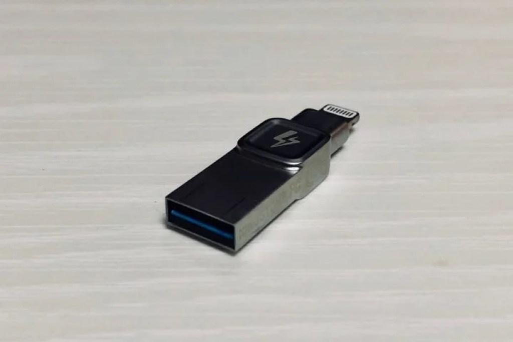 キングストンBolt USB端子