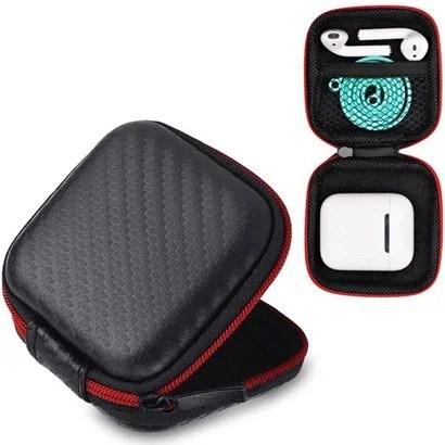 【6amLifestyle】AirPodsや充電ケーブルを収納できるケース