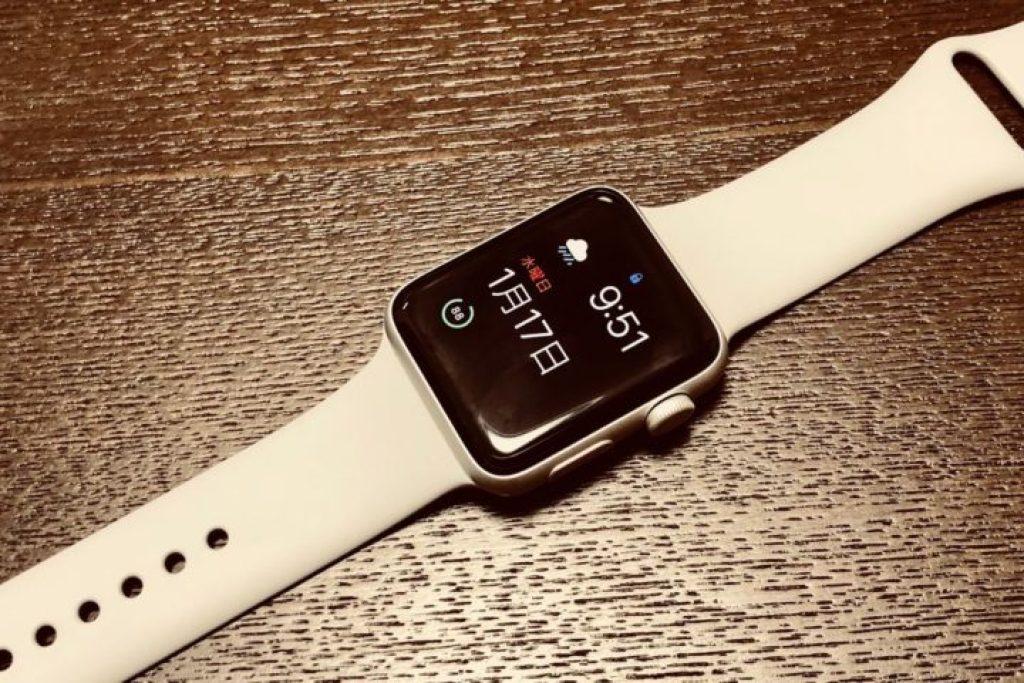 Apple Watch 3 GPSモデル