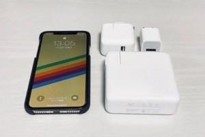 iPhoneX/8/8Plusを高速(急速)充電する3つの方法
