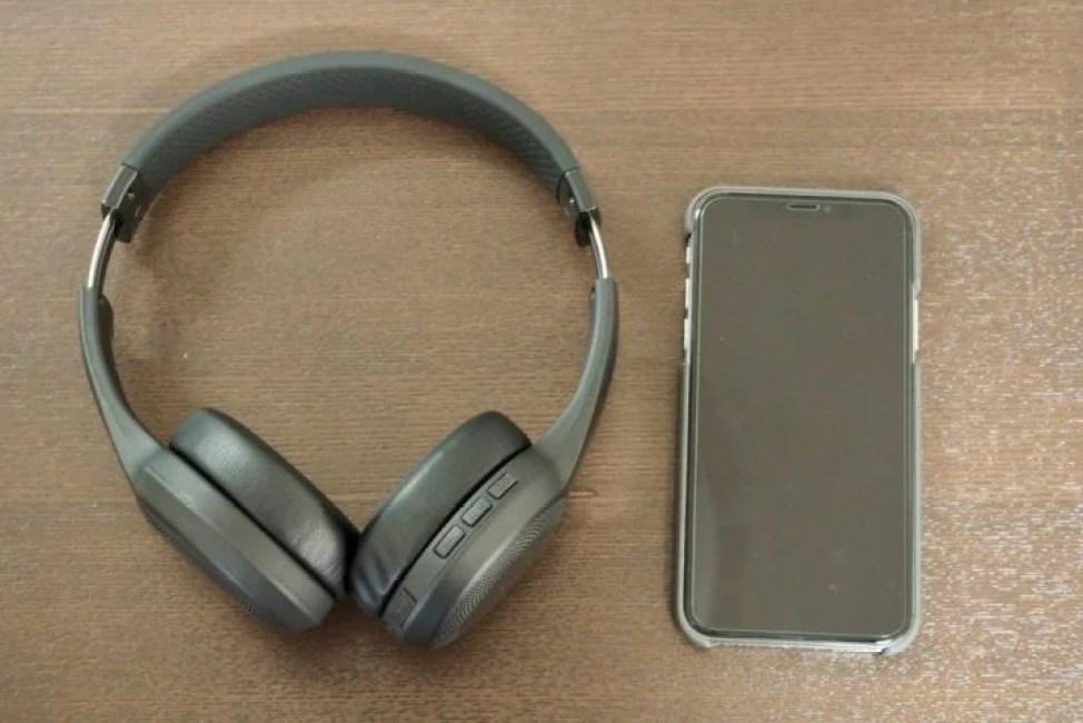 SoundPEATS A1 ProとiPhoneX