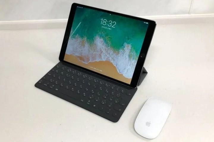 iPadでマウスは使えない!ただ方法がない訳ではない