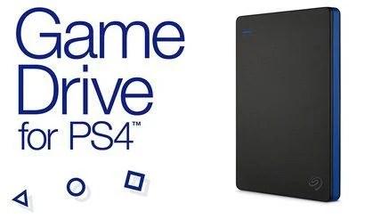 【Seagate】PS4におすすめの外付けハードディスク