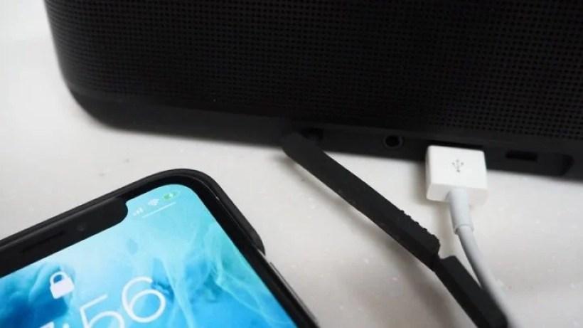 SoundCore Pro+ モバイルバッテリー機能
