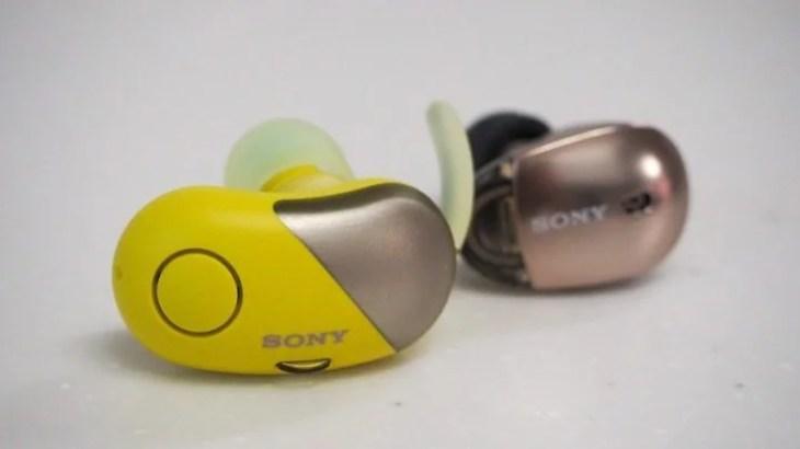 【比較レビュー】SONY WF-SP700NとWF-1000Xの違いは?音切れ・遅延は改善された?