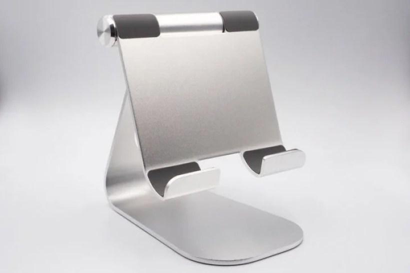 【Lomicall】シンプルがかっこいい!アルミニウムiPadスタンド