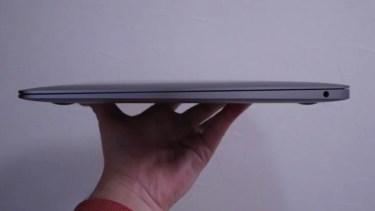 フットワーク軽く使えるサブ機としてはMacBook Airが最高にいい