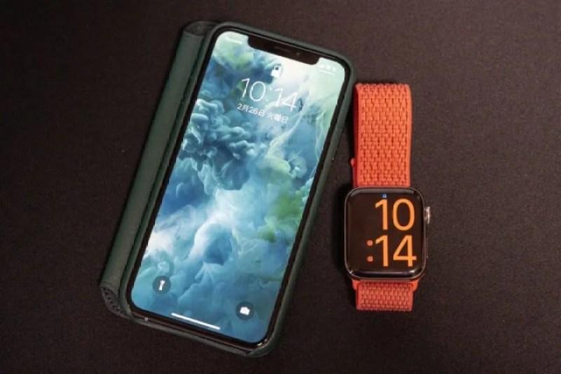 Apple WatchはiPhoneがないと使えない