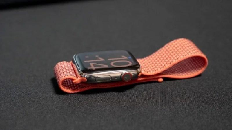 立体感がなくのっぴりした印象を受けるApple Watch
