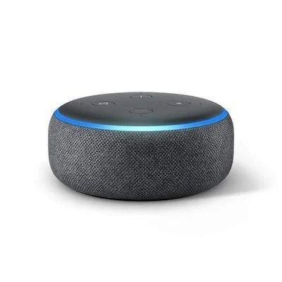 【Amazon】Echo Dot(エコードット)卓上にぴったり!手軽に選べるスマートスピーカー