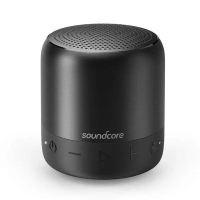【Anker】SoundCore Mini 2 手のひらサイズで場所を選ばない