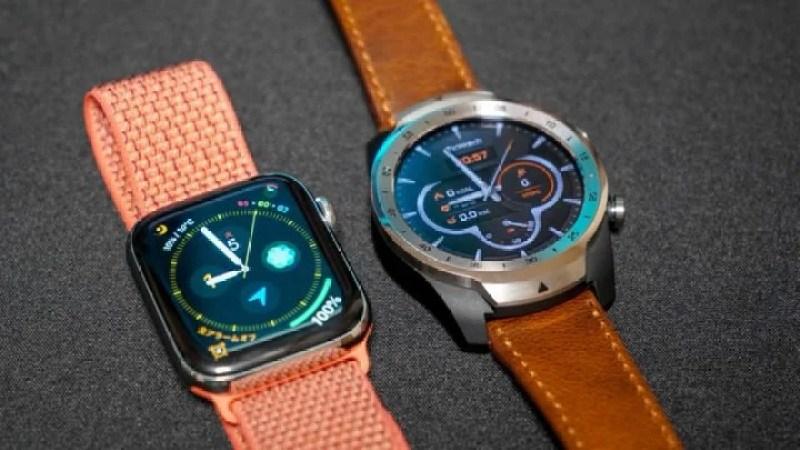 Apple WatchとWear OSスマートウォッチ