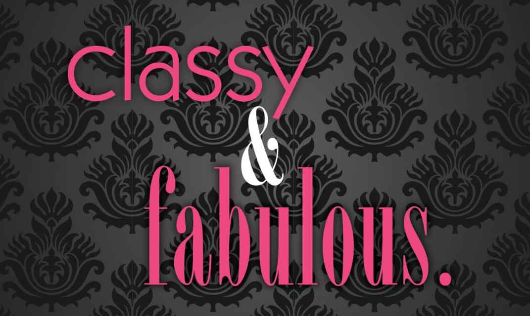 Be An Agent of Fabulosity