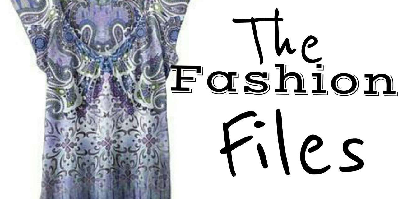 Fashion Friday … Live and Let Live