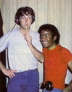This dynamic duo recorded a famous song together