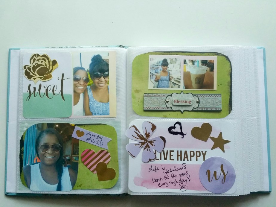 Scrapbook-Art-Sunday-Working-With-Embellishments-complete-page-LiWBF