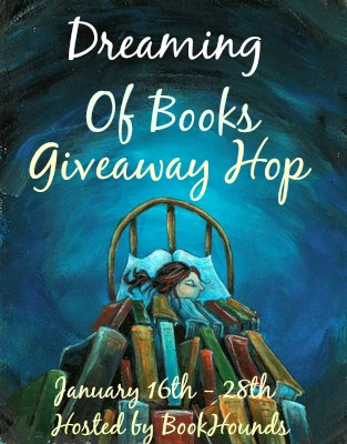 Welcome to the 2016 Dreaming of Books Giveaway Hop
