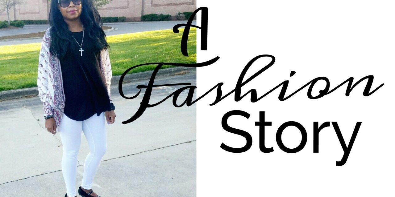 A Fashion Story Live Well Be Fabulous