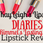 KayLeigh's Lipstick Diaries Reviews Rimmel's Lasting Finish Lipstick